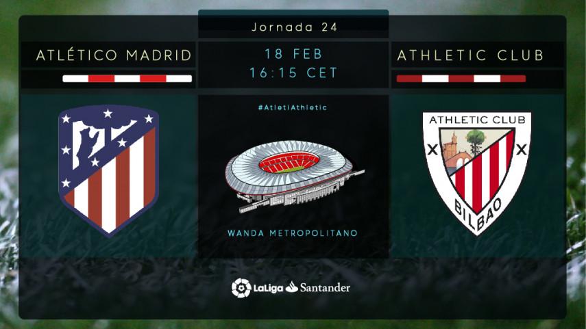 El Atlético quiere seguir soñando con LaLiga Santander