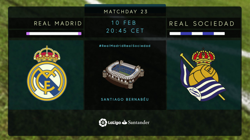 Real Madrid can't afford a slip-up