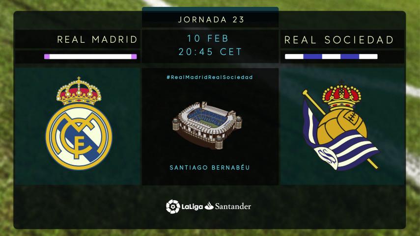 El Real Madrid no puede fallar
