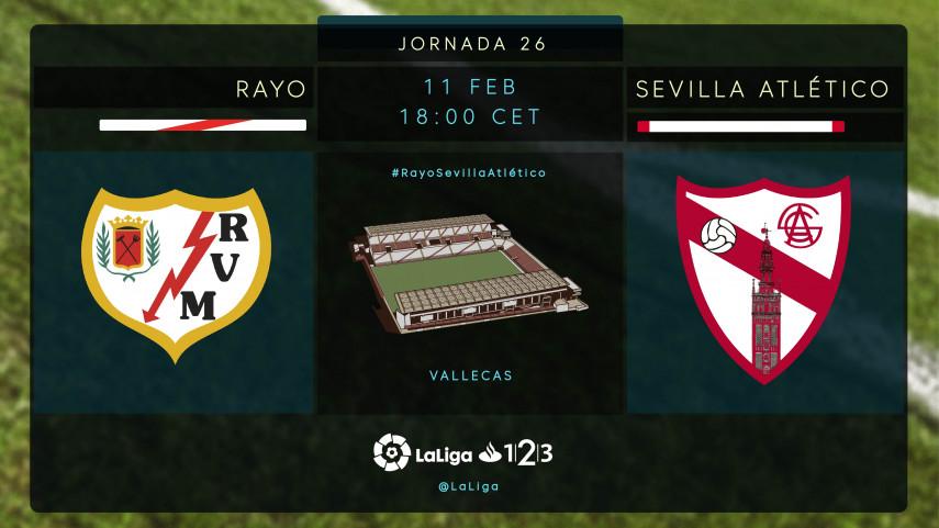 Play-off vs permanencia en el Estadio de Vallecas