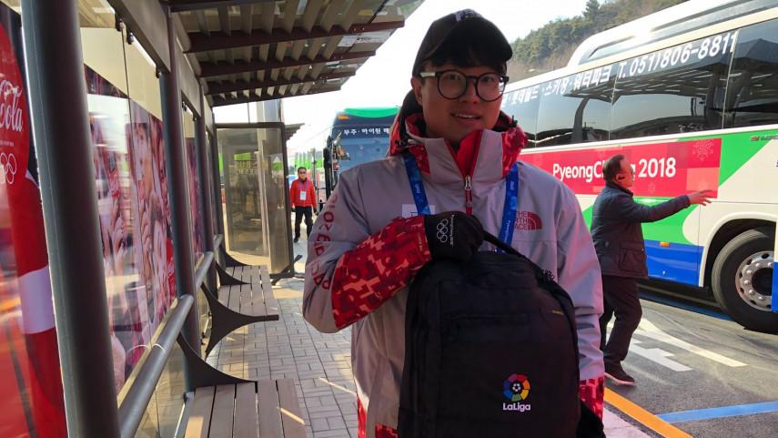 En PyeongChang también conocen LaLiga