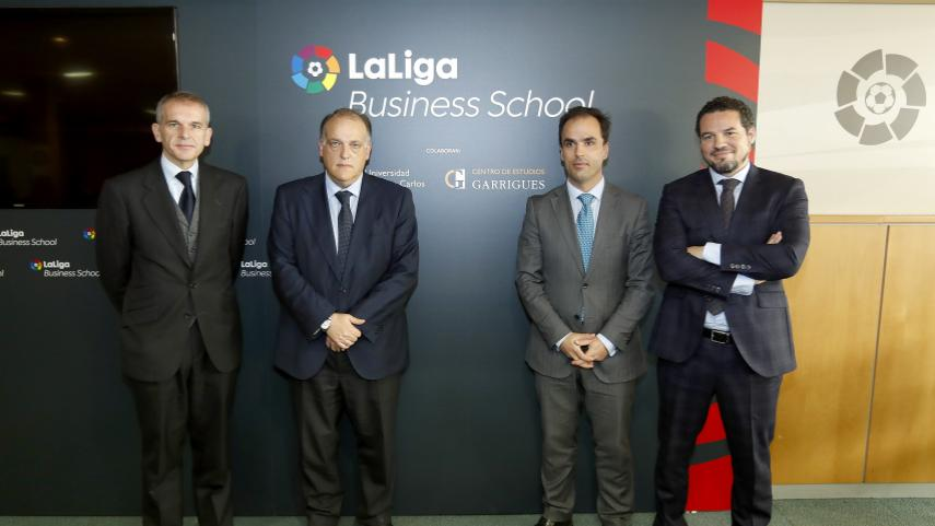 Nace LaLiga Business School