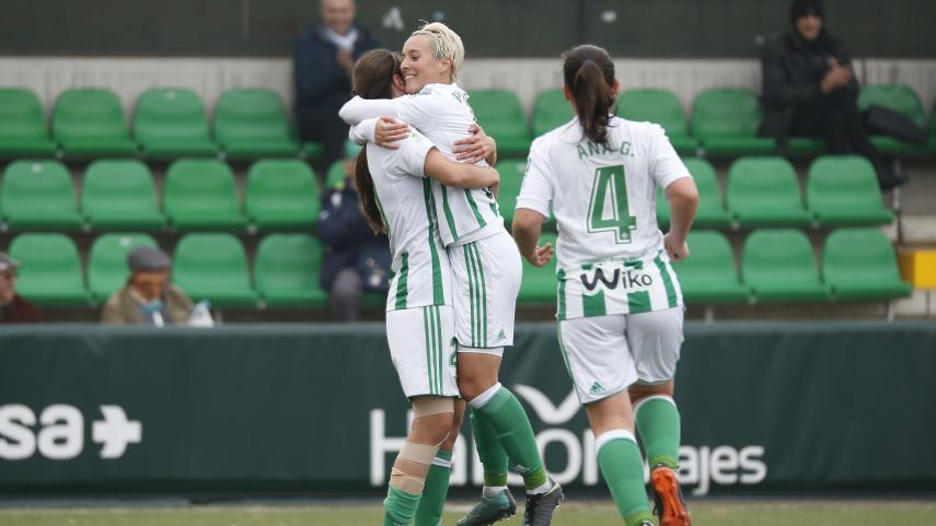 El R. Betis Féminas sigue lanzado en la Liga Femenina Iberdrola