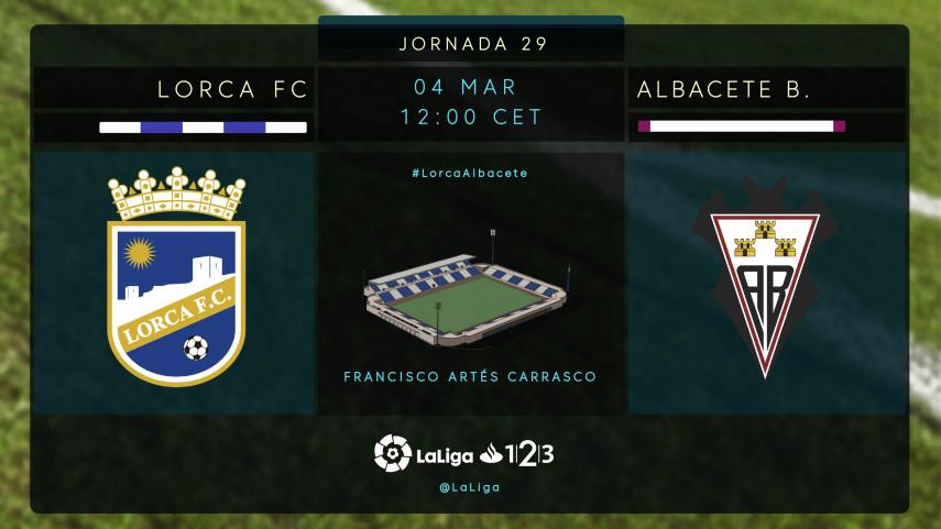 Lorca y Albacete, con el único objetivo del triunfo