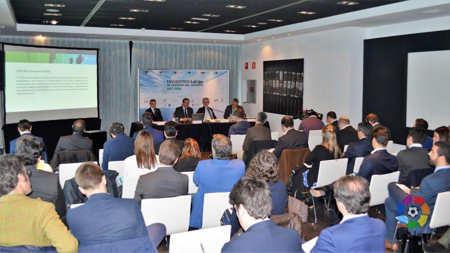 5º Encuentro LaLiga de Derecho del Deporte 2017-2018