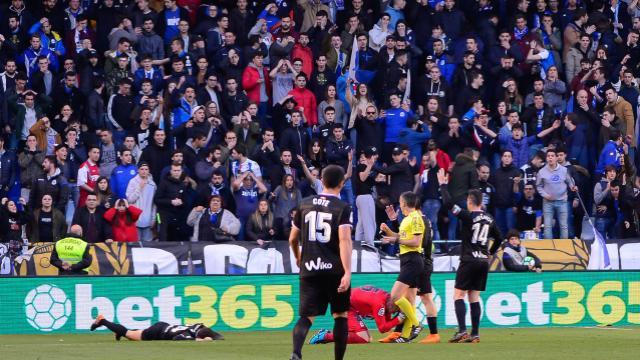 Коваль получил прямую красную карточку в дебютном матче за Депортиво - изображение 2