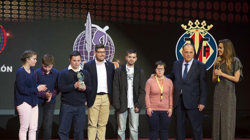 LaLiga Genuine recibe el 'Premio Especial del Jurado' en la XXXVIII Gala Nacional del Deporte