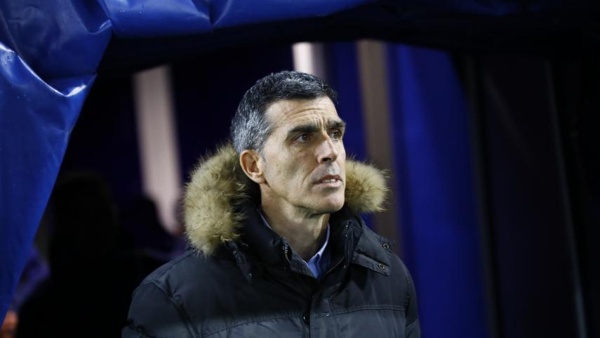 Juan Ramón López Muñiz deja el banquillo del Levante