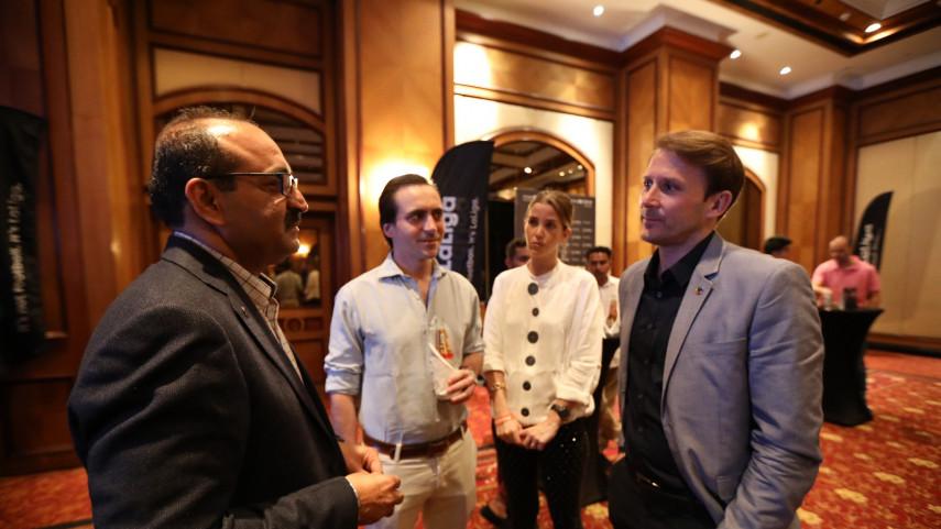 La Penya F.C Barcelona India presenció en Mumbai el FC Barcelona - Atlético de Madrid