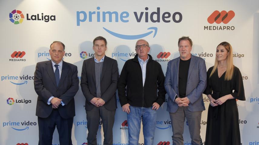 Amazon anuncia Six Dreams, una docu-serie sobre LaLiga que se estrenará en 2018 exclusivamente para miembros de Prime en Amazon Prime Video