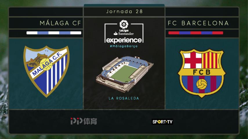 El embrujo de Málaga y la magia de Messi reciben a los abonados de PP Sports y Sport TV