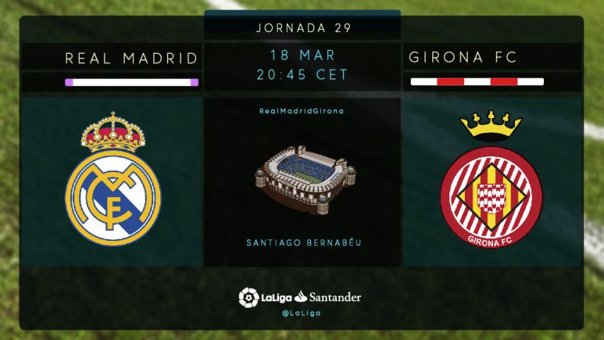 El Real Madrid recibe a la revelación de la temporada
