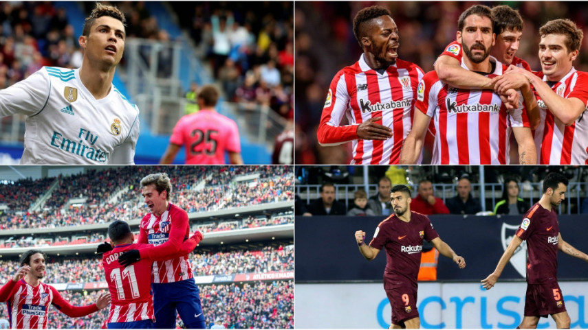 LaLiga Santander Matchday 28 in Numbers