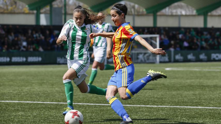Empate agridulce entre R. Betis Féminas y VCF Femenino