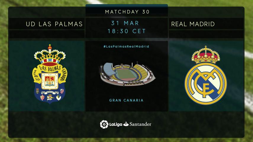 Las Palmas in urgent need of three points
