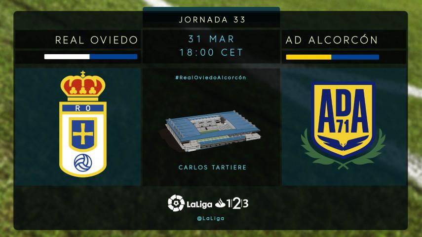 Oviedo y Alcorcón, a diez finales del objetivo