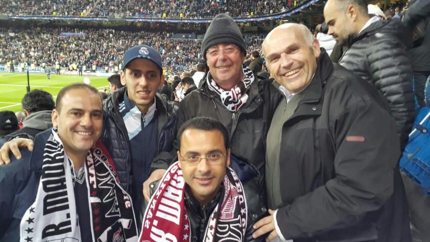 La Peña Madridista de Casablanca organiza su jornada de los socios