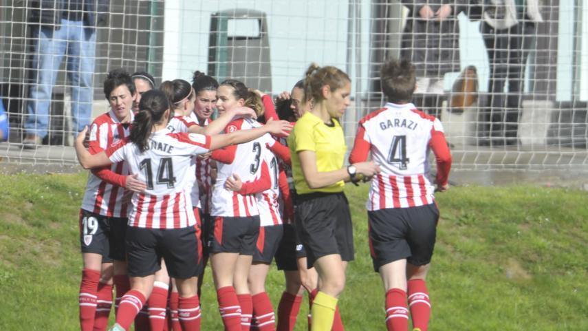 El Athletic se consolida en la tercera plaza de la Liga Iberdrola