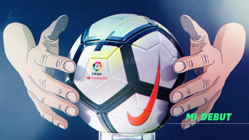 ¡Debuta con tu equipo favorito de LaLiga Santander!