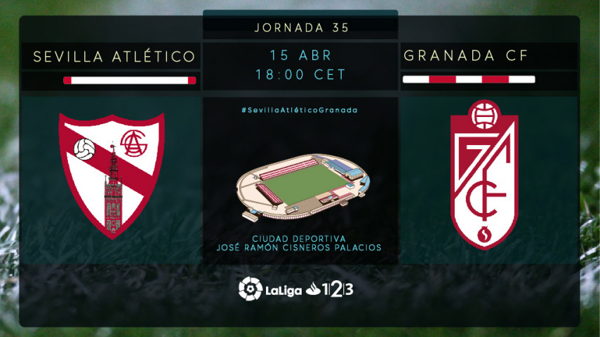 Sevilla Atlético y Granada no quieren más tropiezos
