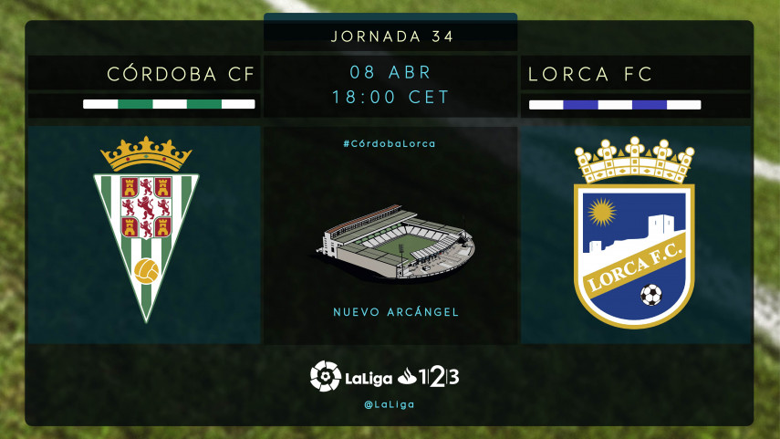 Córdoba y Lorca no pueden permitirse errores