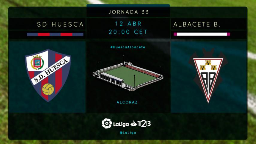 Huesca no quiere perder el tren del ascenso directo