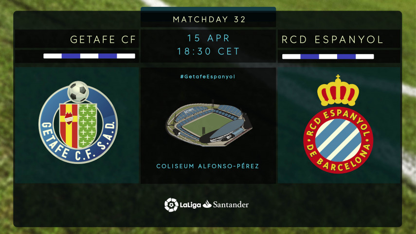 Getafe out to make Coliseum a fortress once again