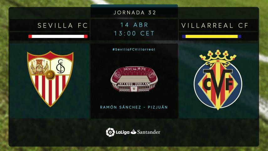 Sevilla-Villarreal: destino Europa