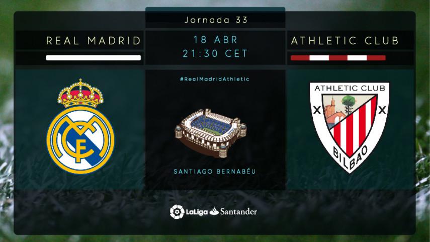 Duelo de históricos en el Bernabéu