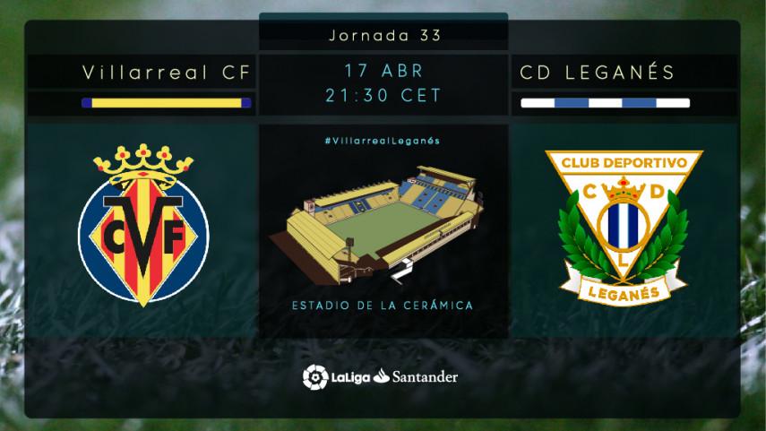 El Villarreal busca agarrarse a la sexta plaza