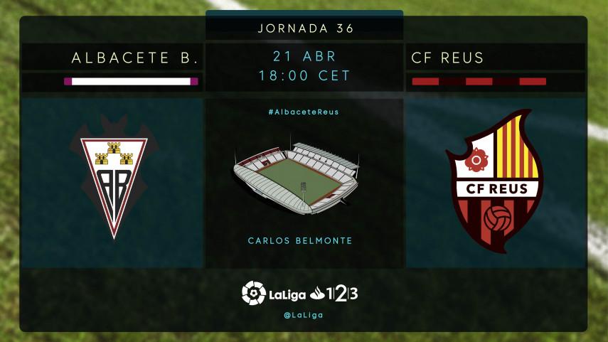 El Albacete se conjura con el Belmonte para volver a ganar