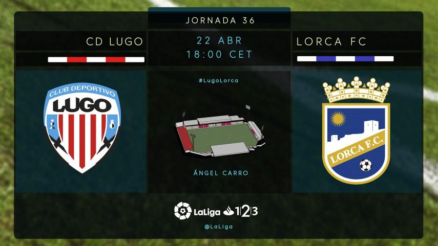 CD Lugo y Lorca FC tratan de agotar sus últimas opciones