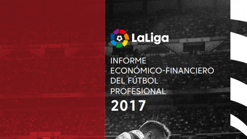 LaLiga generó un cash flow libre de 262 millones en la temporada 2016-2017 tras realizar una inversión récord de 1.146 millones