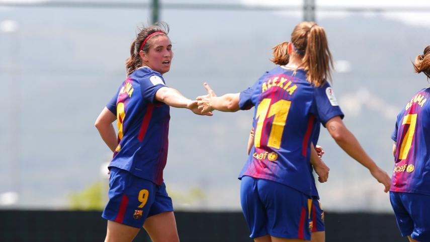 El FC Barcelona sigue creyendo en conquistar la Liga Iberdrola