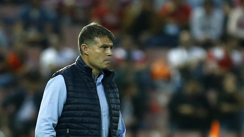 Pedro Morilla deja el banquillo del Granada CF
