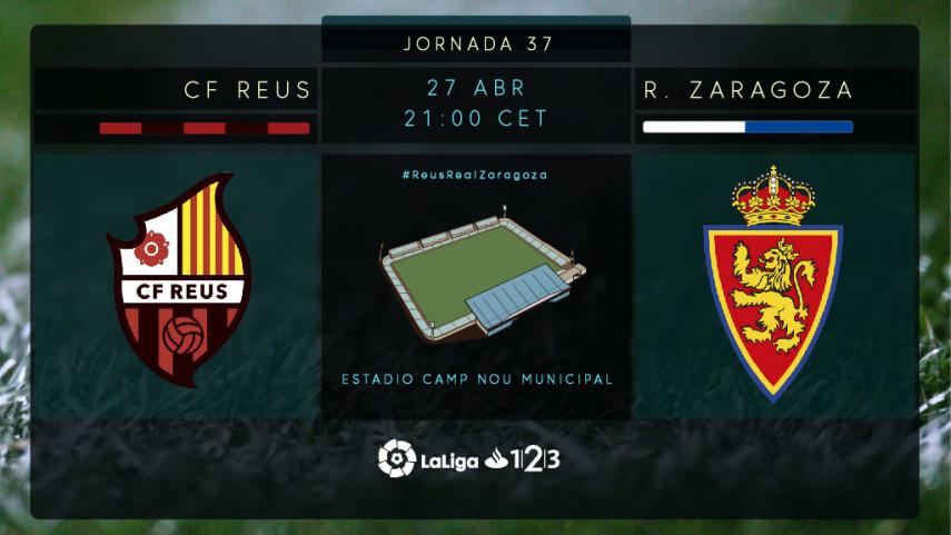 Reus y Zaragoza no quieren bajar el ritmo