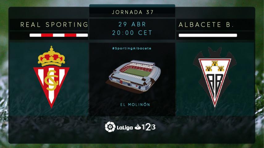 El Sporting, sin margen de error