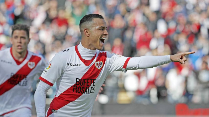 Raul de Tomas – leading from the front