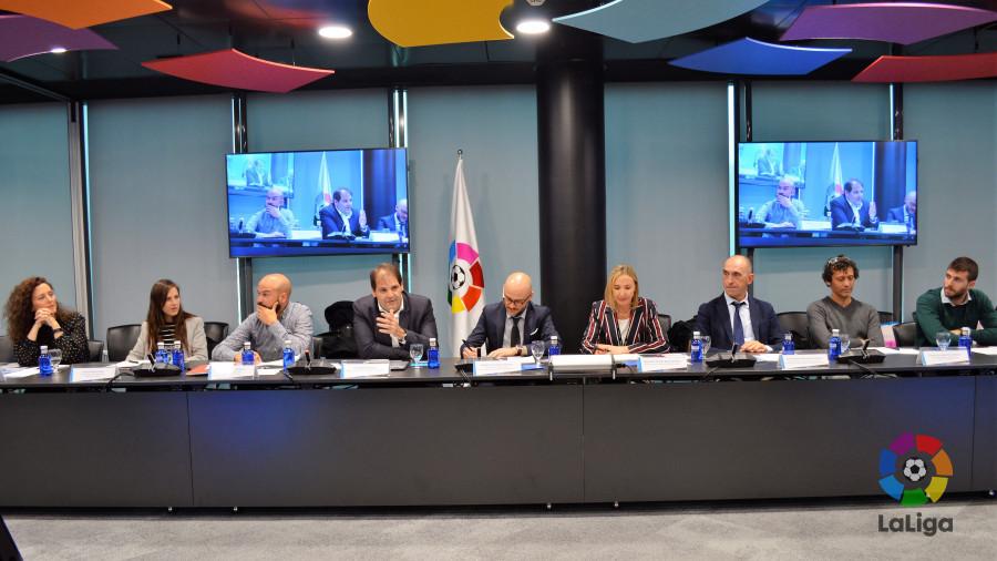 La Fundación de LaLiga inaugura un curso sobre gestión de la Responsabilidad Social
