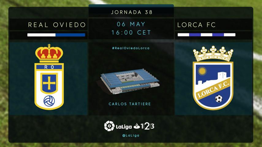 El Real Oviedo quiere acelerar por los play-offs