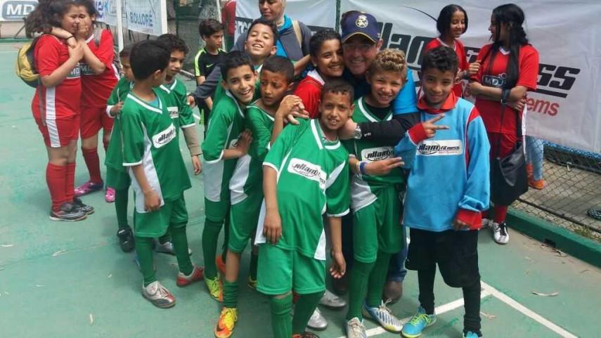 14ª edición del torneo de orfanatos de Casablanca