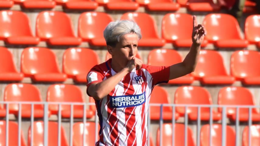 Un gol de Sonia le vale al At. Madrid Femenino