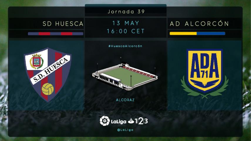 LaLiga 1l2l3 se decide en El Alcoraz