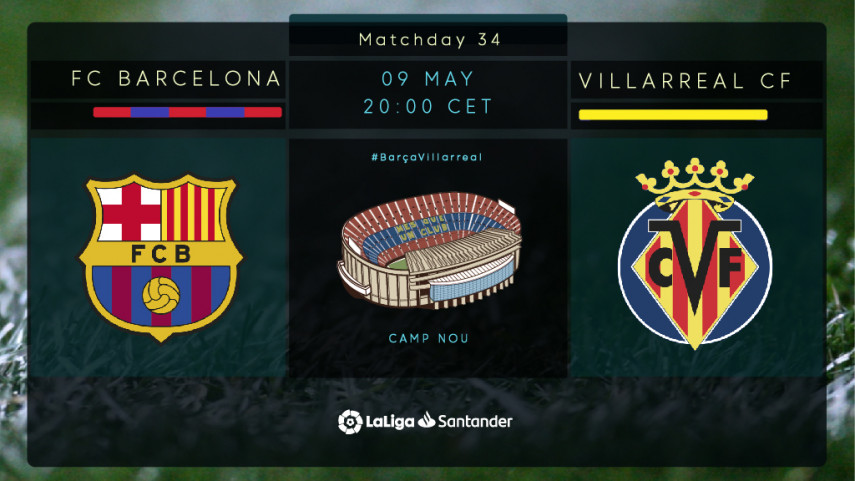 Barcelona seek to remain undefeated in LaLiga Santander!