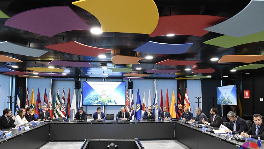 LaLiga se reúne con representantes de los Grupos Parlamentarios del Congreso y del Senado