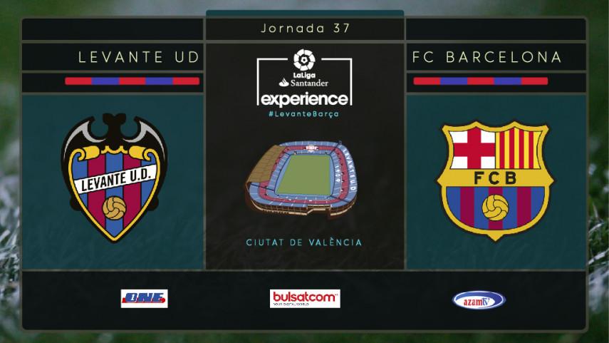 El Levante UD se estrena como anfitrión de LaLiga Santander Experience