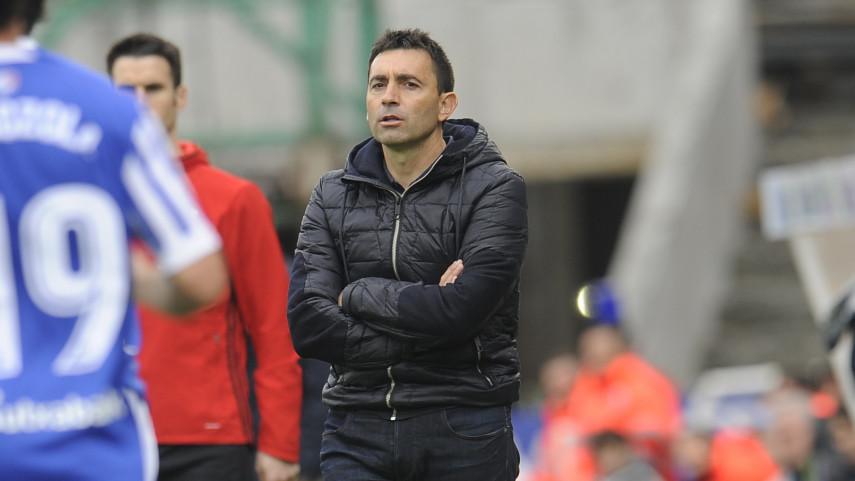 Asier Garitano entrenará a la Real Sociedad