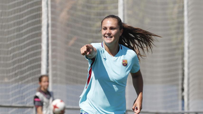 El FC Barcelona cumplió ganando al Levante Femenino a domicilio