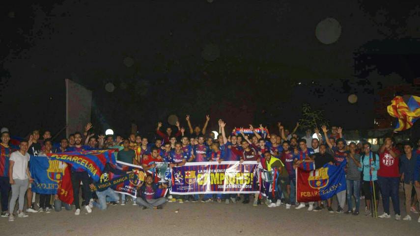 Barcelona Cairo Fans, la peña azulgrana que todo egipcio debe conocer