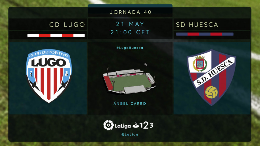 El Huesca, a un paso de hacer historia